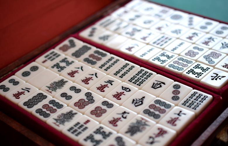 麻雀牌種類イメージ